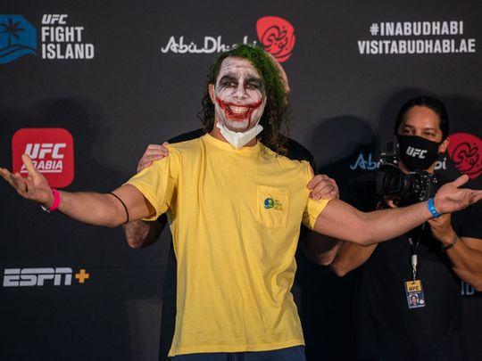 UFC Fight Island: Holy Jokes, Batman! Markus Perez promises 'intelligent' display in Abu Dhabi