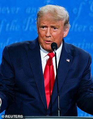 US Election 2020: Trump and Biden clash over coronavirus in debate