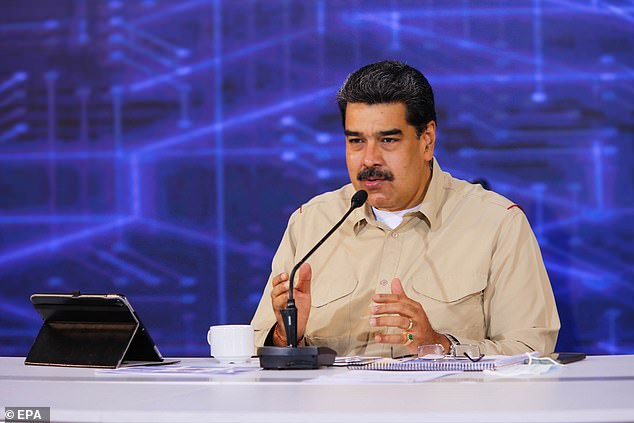 US threatens to destroy any Iranian missiles shipped to Venezuela