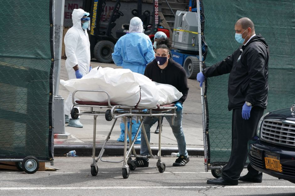 United States exceeds 210,000 deaths from coronavirus   The NY Journal