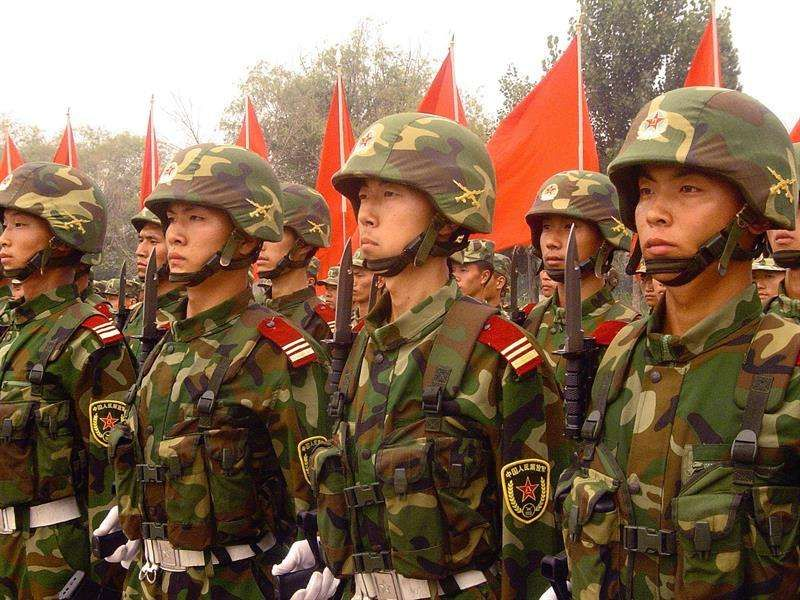 """VIDEO: China records launching of 48 """"suicide drones"""" to attack ground targets 