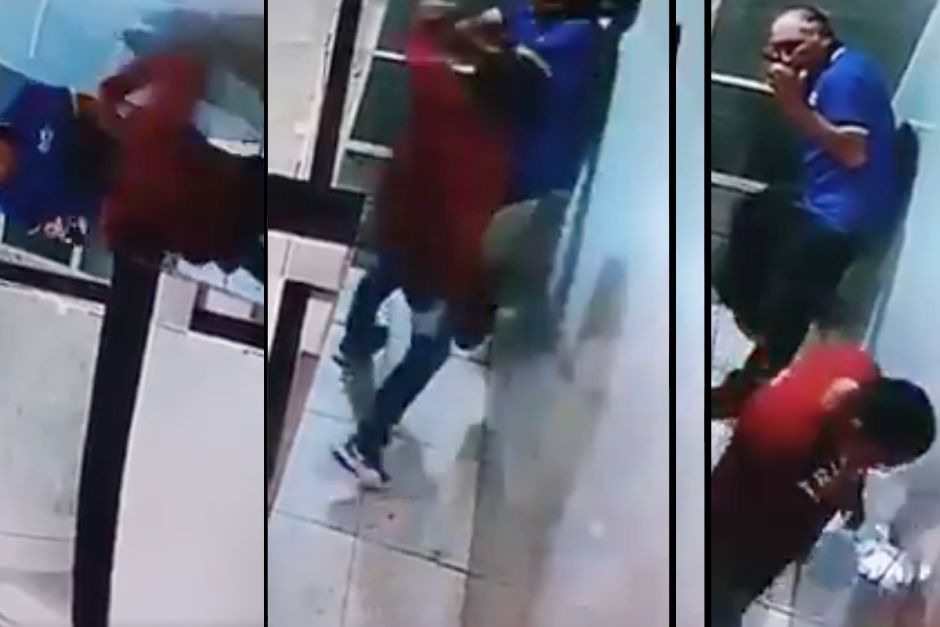 VIDEO: Taxi driver brutally beats grandfather to rob him; hours later the man died | The opinion