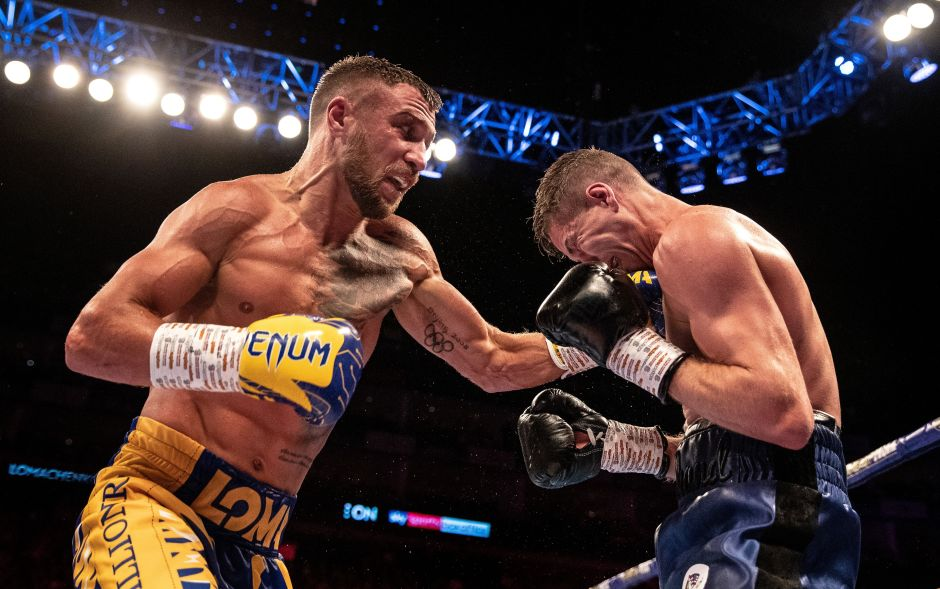 Vasyl Lomachenko leads the bets 3 to 1 in the long-awaited fight against Teofimo López | The NY Journal