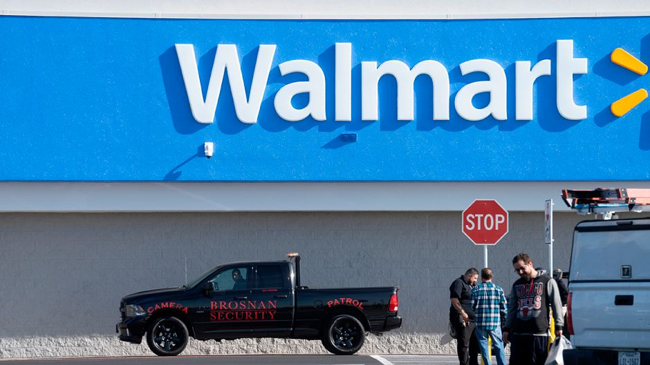 Walmart removes guns and ammunition from its sales floors   The NY Journal
