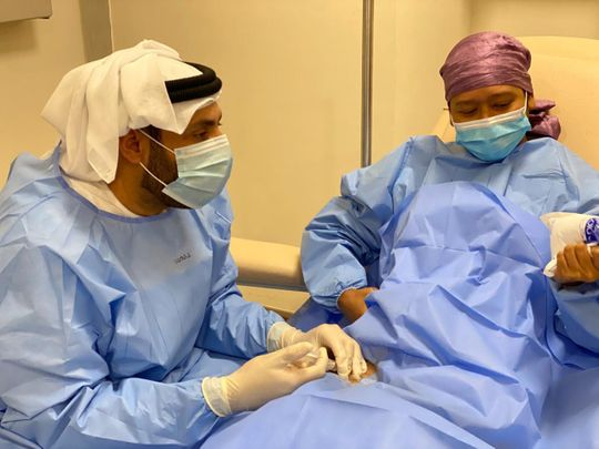 Watch: New 5-minute injection a game-changer in breast cancer therapy in UAE