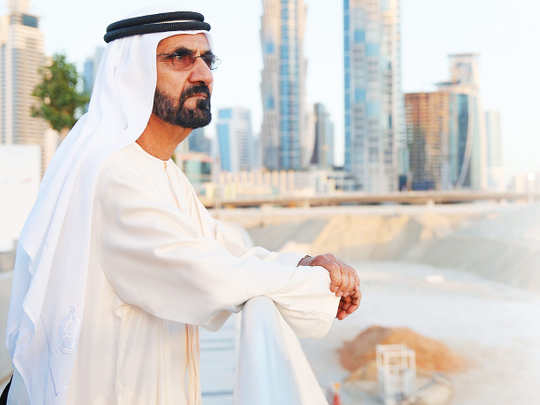 Watch: Sheikh Mohammed's message as Dubai Airports turns 60