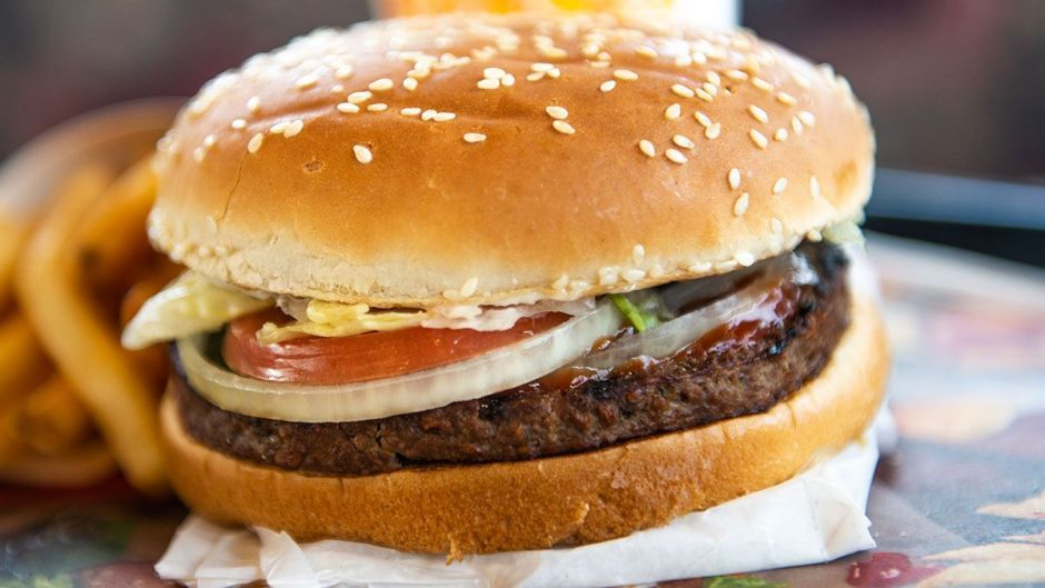 We tell you which hamburger you should NOT order at Burger King   The NY Journal