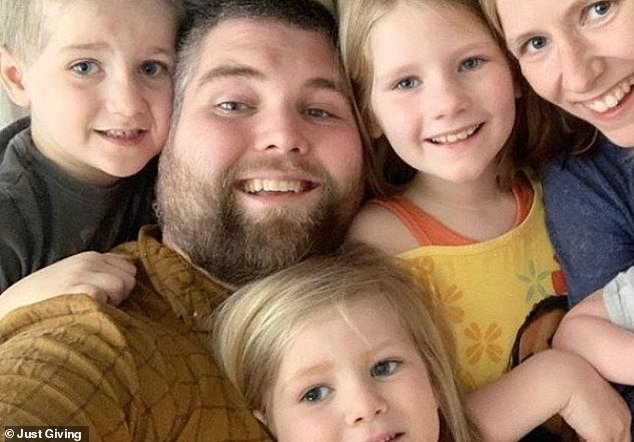 Well-wishers raise £50,000 for husband who survived A40 lorry crash that killed wife and children