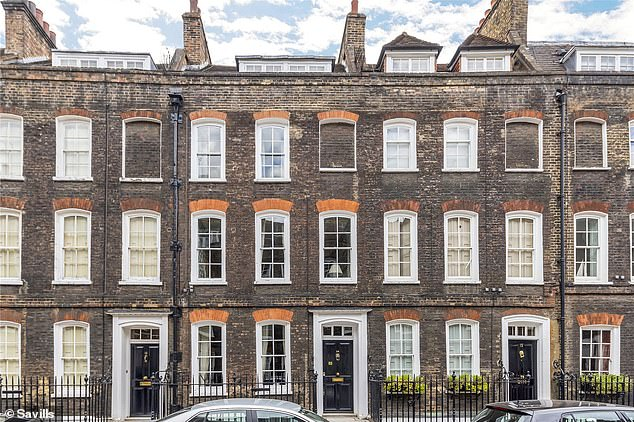 Westminster townhouse that entertained Marilyn Monroe is for sale