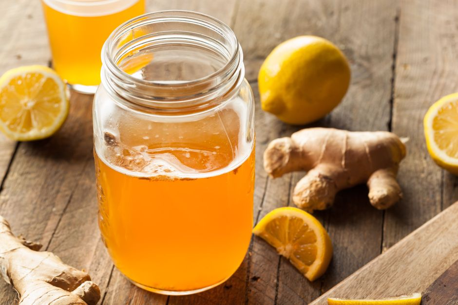 What a glass of fasting ginger water can do for your health   The NY Journal