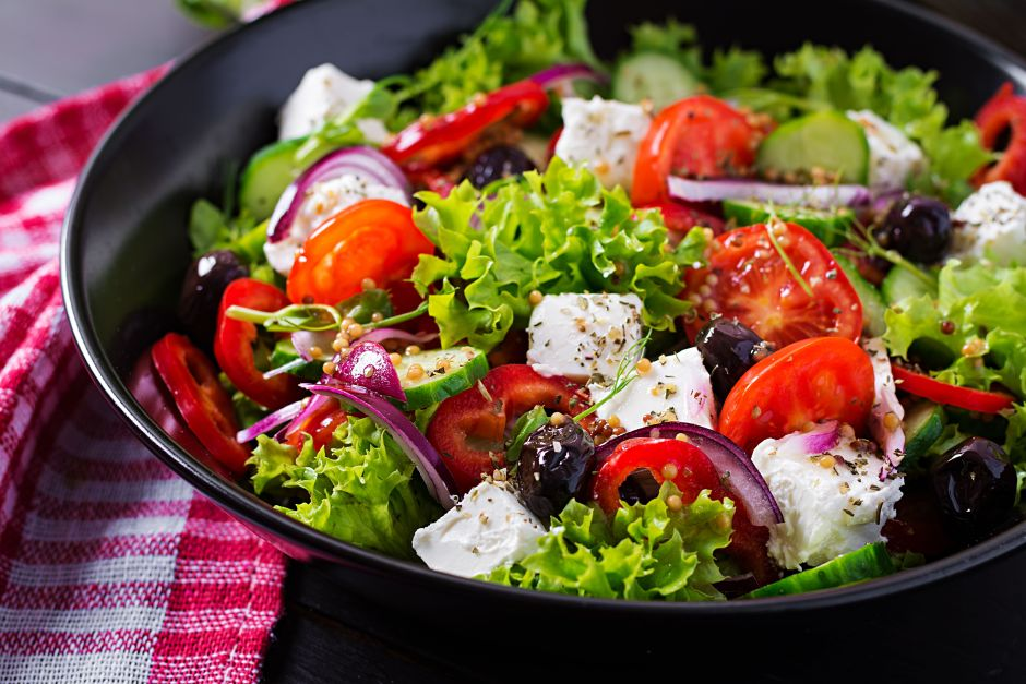 What are the 10 most popular salads in the world | The NY Journal
