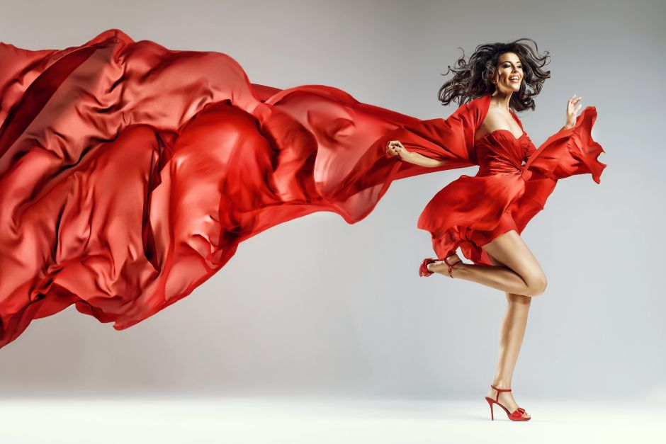 When in doubt, wear red | The NY Journal