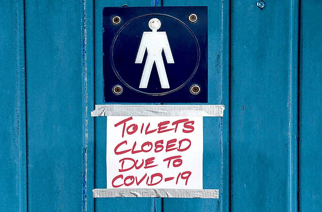Why won't councils re-open our public loos? 'Covid-says-no' attitude leaving many stranded at home