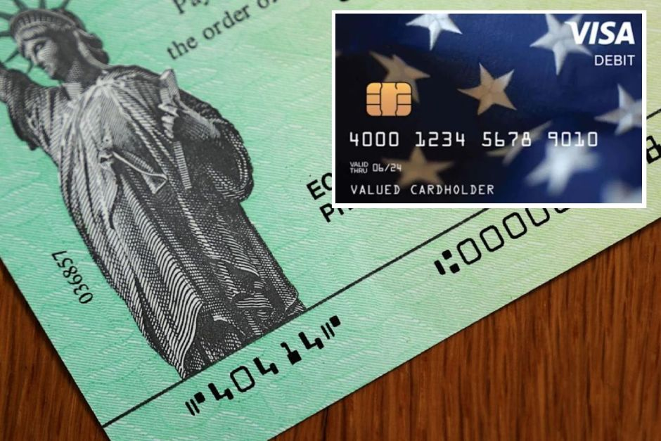 Why would only about 4 million people receive their second stimulus check on a debit card if it is approved? The NY Journal