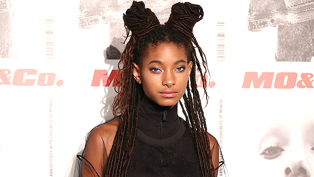 Willow Smith, 19, Gives Fans A Sneak Peek Of Her Savage Lingerie Look For Rihanna's Fashion Show