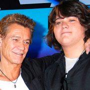Wolfgang Van Halen Remembers Dad Eddie With Sweet Throwback Photo 3 Days After His Death