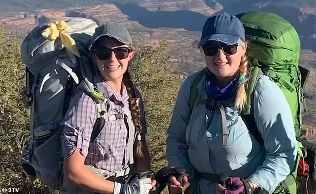 Woman who was bitten by a snake while hiking in the Grand Canyon is almost killed by the antivenom