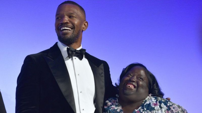 Jamie Foxx's 'heart shattered' after sister dies aged 36