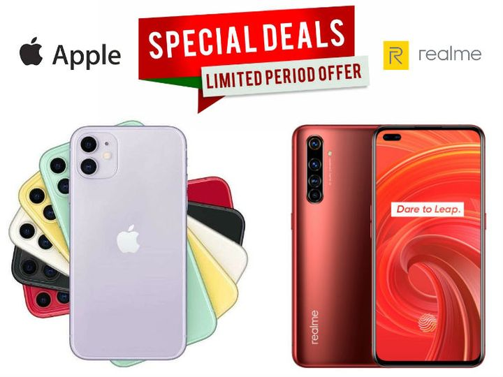 Offers: Apple is giving free 15,000 Airpods, upto 5000 discount on Realme's smartphone-TV, know what is the complete deal