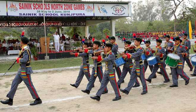 10 pc seats in Sainik Schools reserved for girls