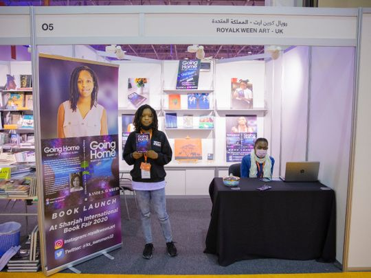 12-year-old British girl to launch debut novel at Sharjah Book Fair