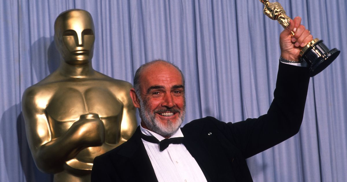 Sean Connery's last photo shows James Bond icon smiling as he cuddles son Jason