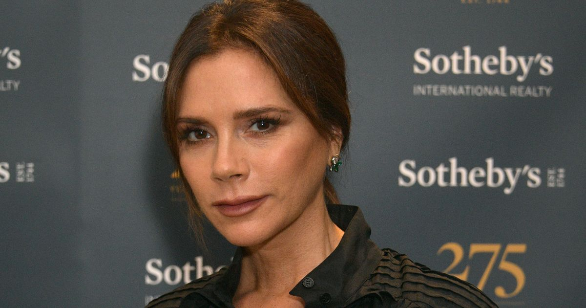 Victoria Beckham ditches chic appearance as she turns into scary clown