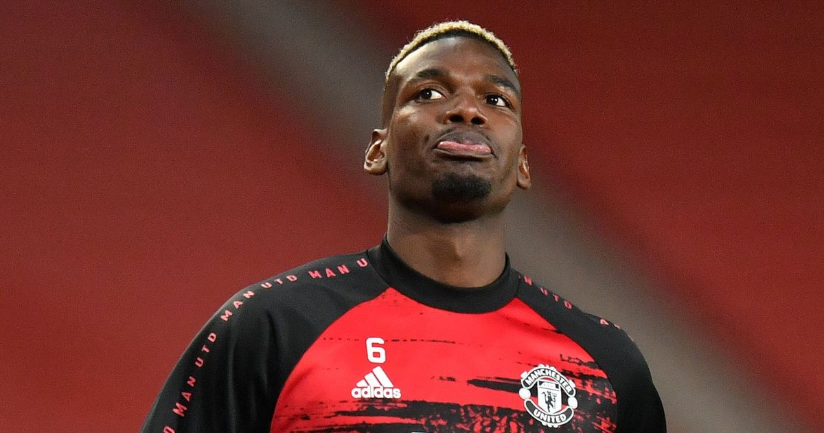 "Paul Pogba slammed for ""disrespecting"" Man Utd and ""rocking the boat"""