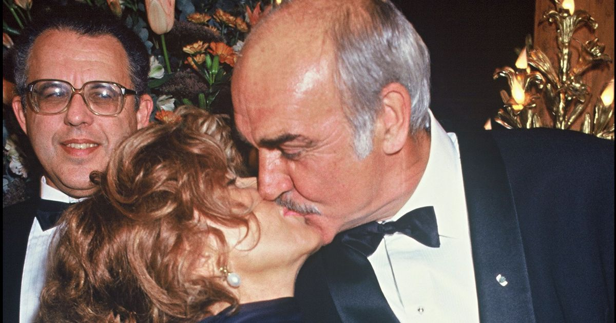 Sean Connery's widow Micheline describes his final moments after he dies aged 90