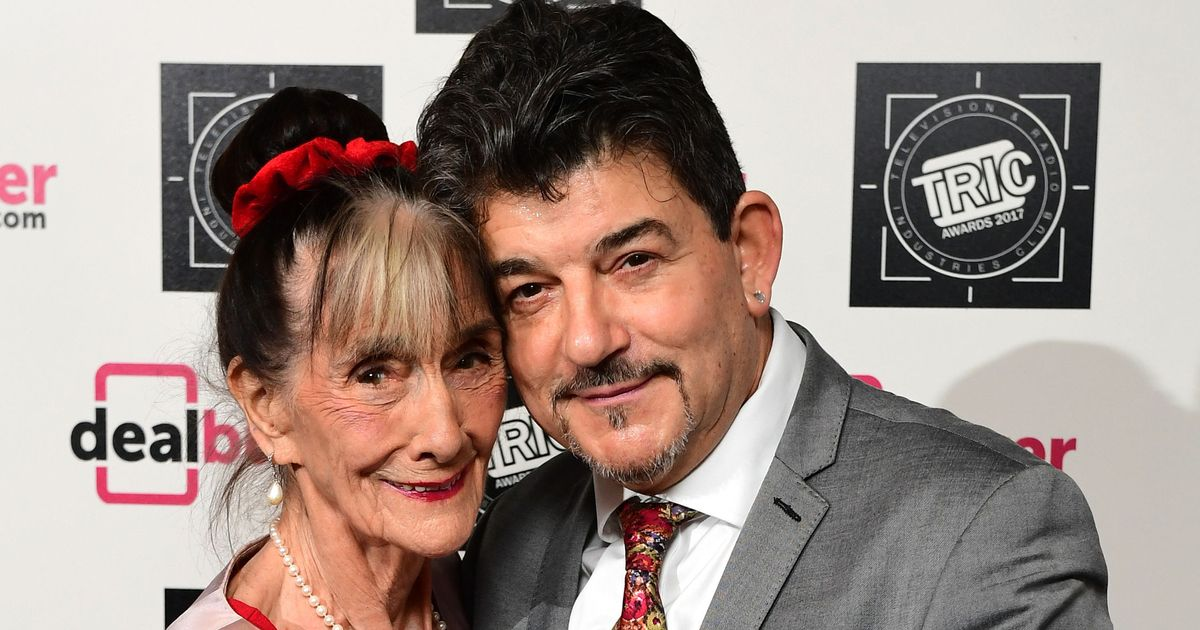 Dot Cotton could be tempted back to Eastenders, says on-screen son Nasty Nick