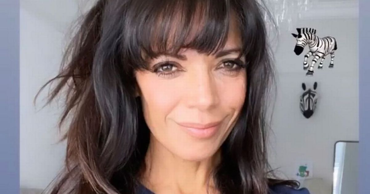 TV star Jenny Powell, 52, says she gets mistaken for 19-year-old daughter's twin