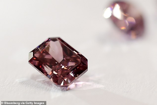 Argyle is the world's biggest pink diamond mine but it produces many more browns, whites and diamonds of all hues