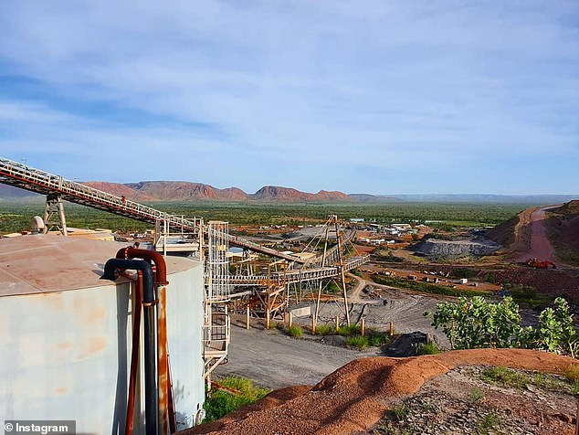 After the Argyle Mine (pictured) is decommissioned, it will be rehabilitated