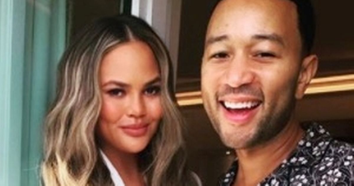 Chrissy Teigen shares snap of tattoo tribute to late son Jack