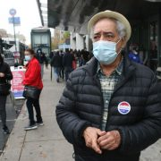 In the historic Democratic stronghold of Upper Manhattan and The Bronx, Latinos continue to vote en masse | The NY Journal