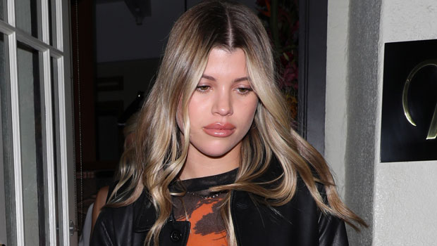 Sofia Richie Slays As Halle Berry's 'Catwoman' With Sexy Leather Costume At Kendall Jenner's Party