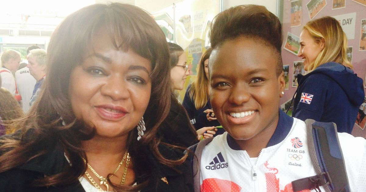 Nicola Adams aims for Strictly win to honour mum who saved her from abusive dad