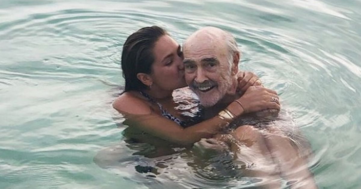 Sir Sean Connery's granddaughter Saskia shares sweet snap in moving tribute post