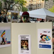 """Latinos from the Upper West Side of Manhattan Promote Being """"Good Neighbors"""" and Going Out to Vote 