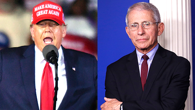 Trump Faces Major Backlash For Telling Rally-Goers He'll Fire Dr. Fauci 'A Little Bit After The Election'