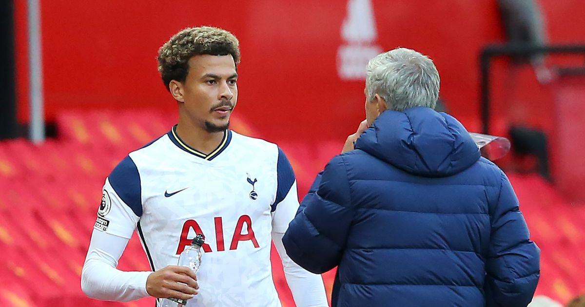 Alli in the dark over Tottenham exile with no answers for latest Mourinho snub