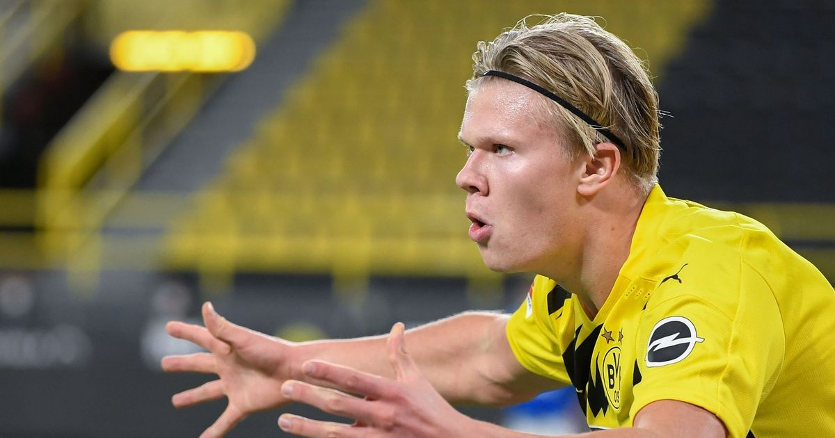 """Liverpool told they will """"land"""" Erling Haaland by RB Salzburg chief"""
