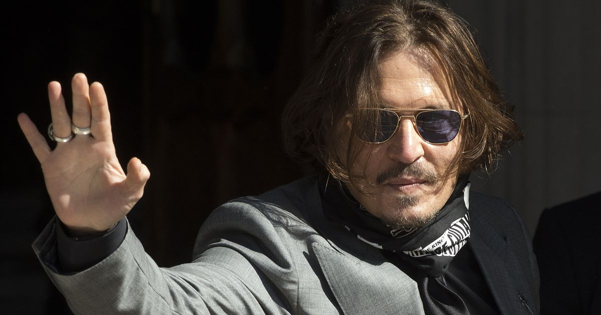 Johnny Depp faces being cast into wilderness after 'wife beater' ruling