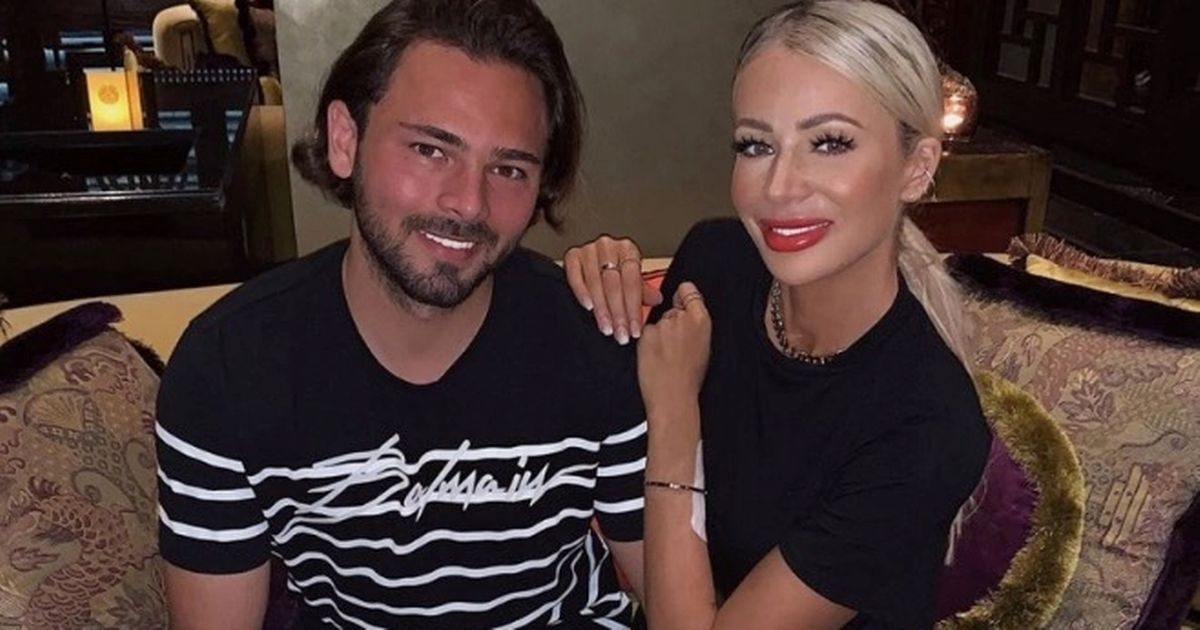 Olivia Attwood says Bradley Dack turned up night before she left for Love Island