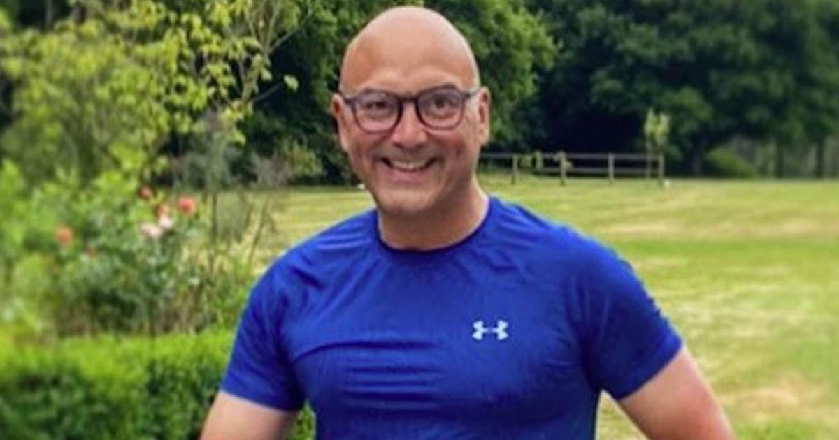 Gregg Wallace hails lockdown saying 'it is brilliant for me and my health'