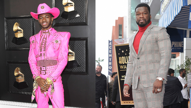 Lil Nas X Claps Back At 50 Cent & Haters For Shading His Nicki Minaj Halloween Costume