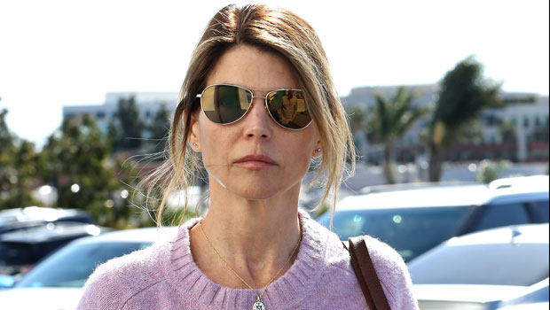 Lori Loughlin 'Scared' To Be In Prison After Starting Sentence: She 'Wants To Move Forward'