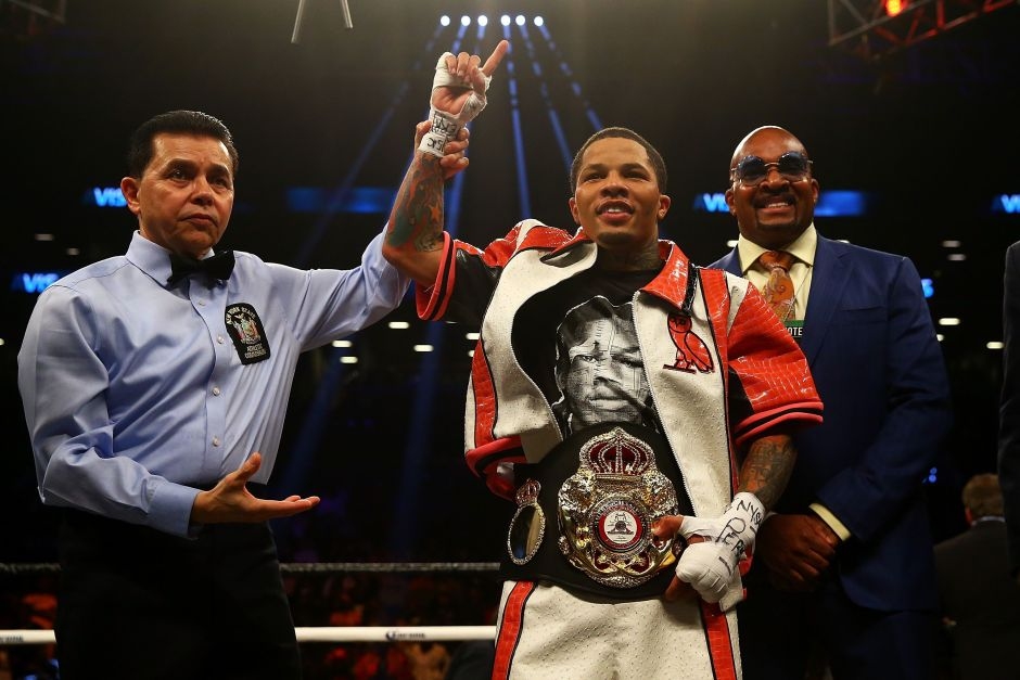 """He studied it in detail: The brutal """"uppercut"""" with which Gervonta Davis knocked out Leo Santa Cruz was no accident 