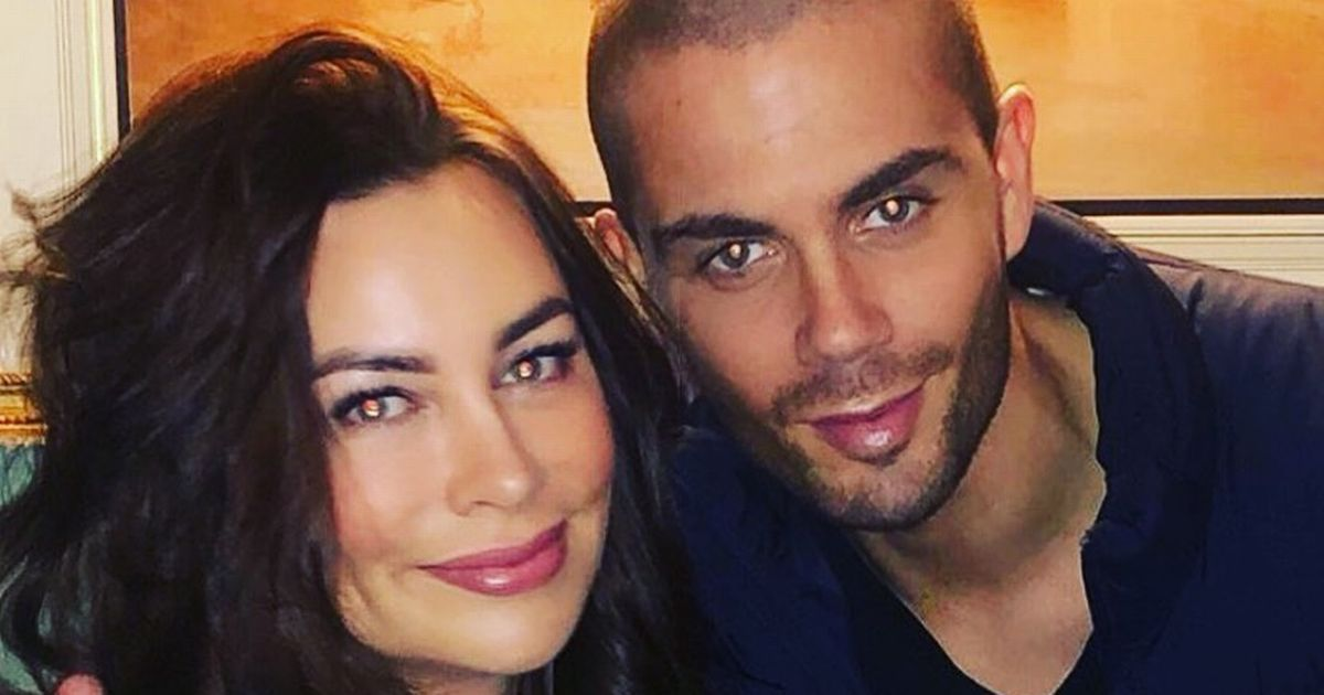 Strictly star Max George's girlfriend 'read him the riot act' over show curse