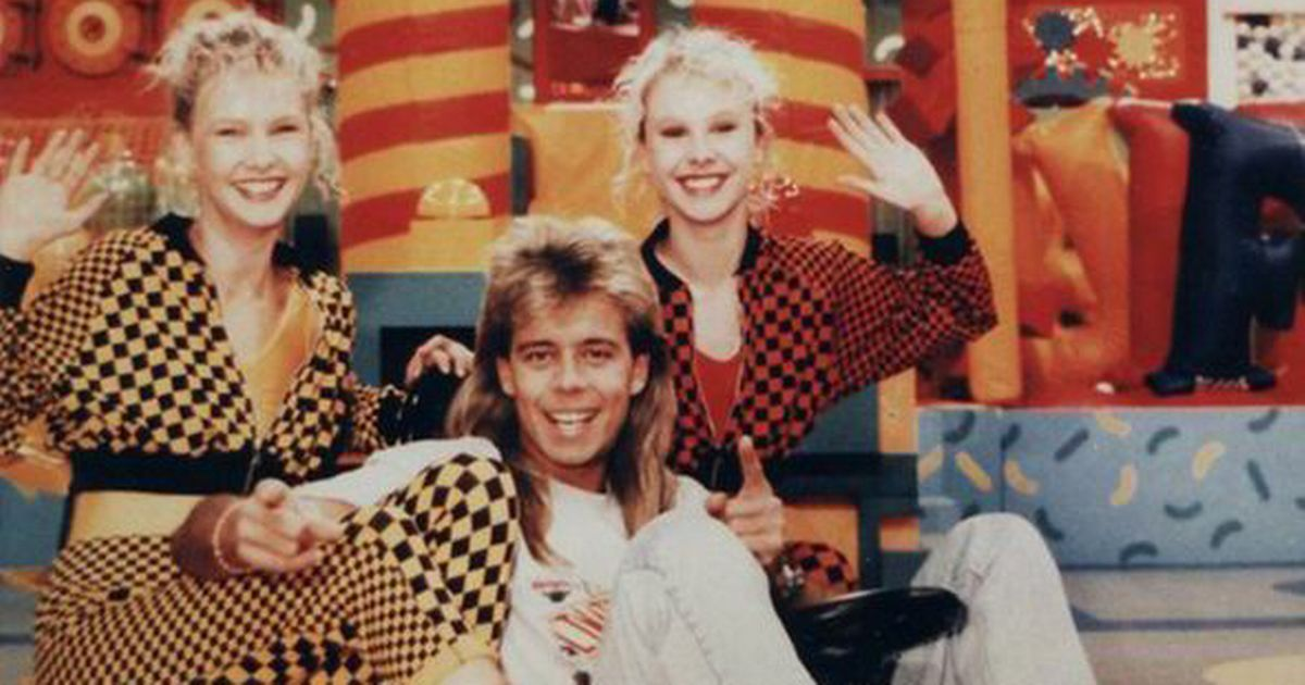 Pat Sharp confesses fans still think he lives with the Fun House twins